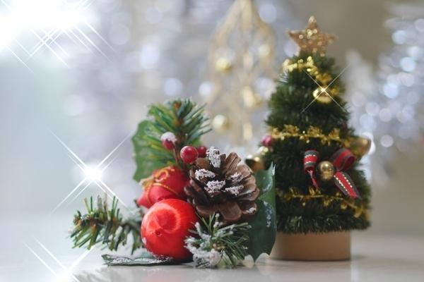 ネオンも輝く12月。ワクワクな誕生日を迎えられそう?