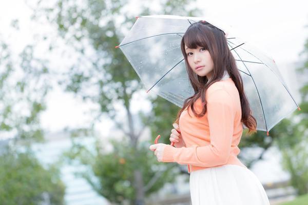 雨の日は恋のチャンスかも?