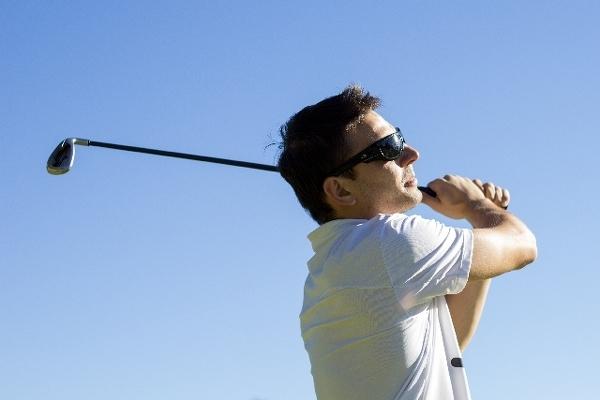 頭のなかはゴルフでいっぱい? それとも…