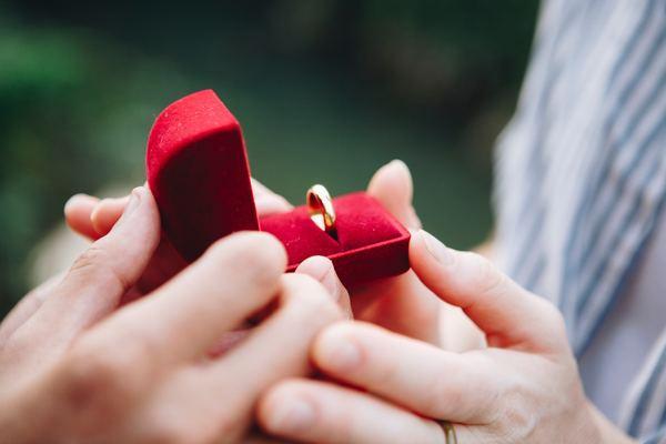 プロポーズ事情