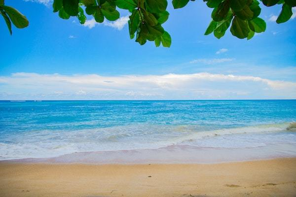 足に砂がつく、痛い…… 海水浴が苦手な理由