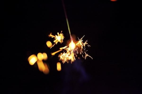 線香花火のどっちに火をつけるか迷ったこと、ある?