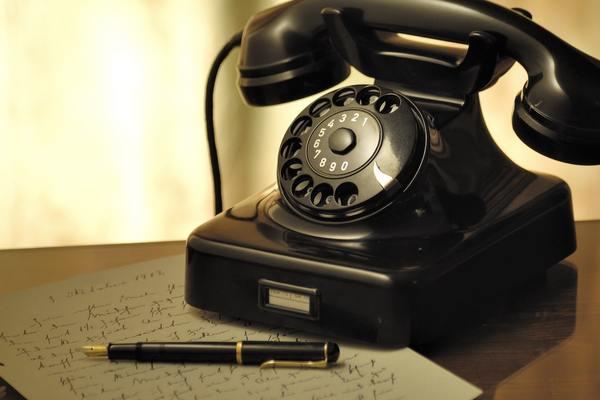 黒電話の思い出といえば?