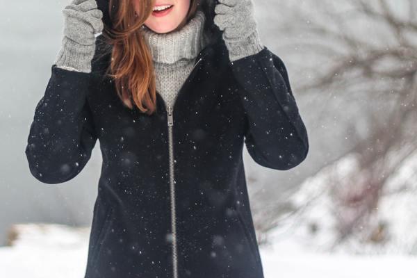 夏服より冬服のほうが楽?