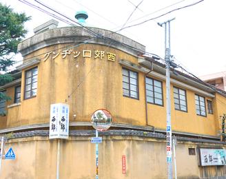 荻窪にある謎の建物「西郊ロッヂング」に入ってみた