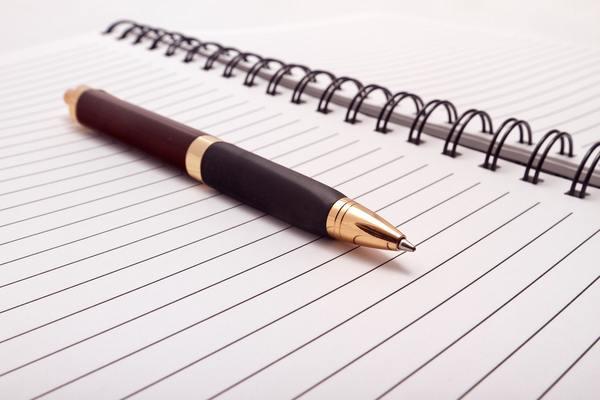 愛用の筆記具から性格診断!