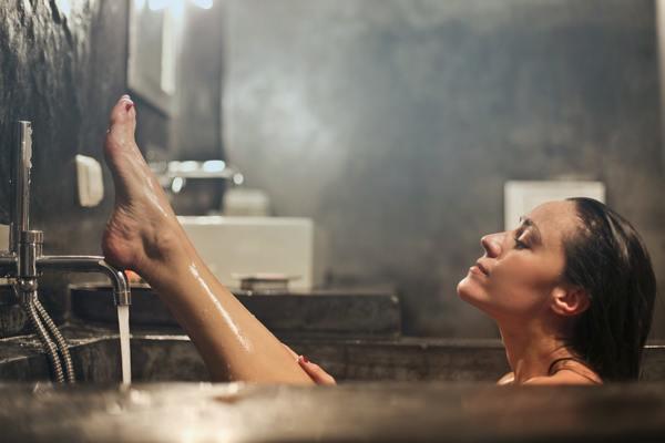 お風呂に現れる隠れた性格や欲求