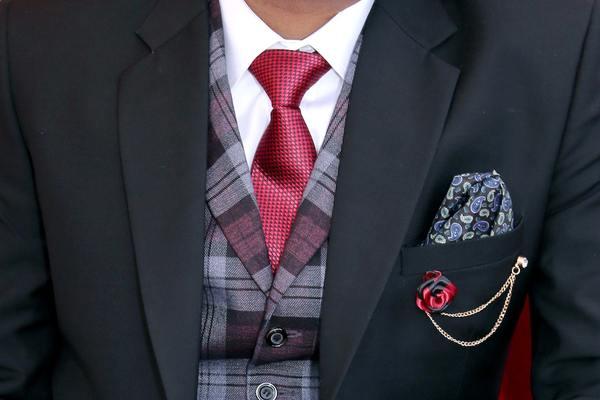 ネクタイの結び方でわかる彼の恋愛傾向