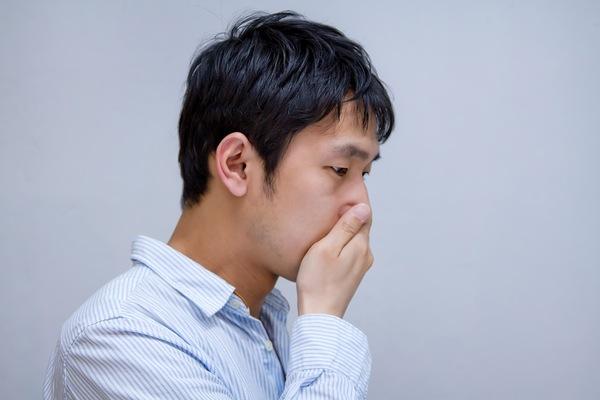 口臭・体臭セルフチェック法