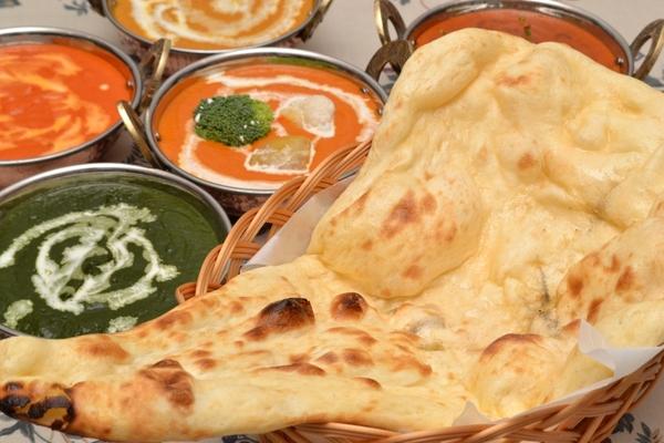 本格的なインドカレーは「混ぜ混ぜ」がオススメ!